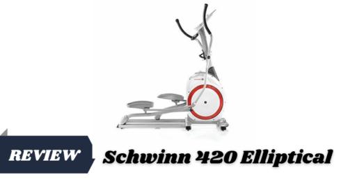 Schwinn 420 Elliptical