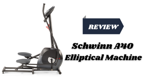 Schwinn A40 Elliptical Machine
