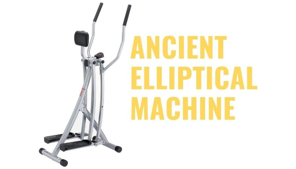 Ancient Elliptical Machine